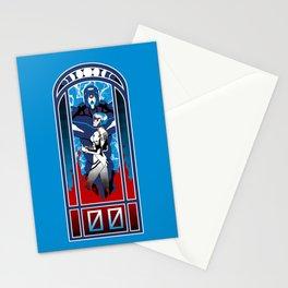 Eva Nouveau 00 Stationery Cards
