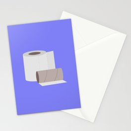Toilet paper rolls Stationery Cards