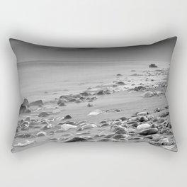 """The beggining of the night"". Mono Rectangular Pillow"