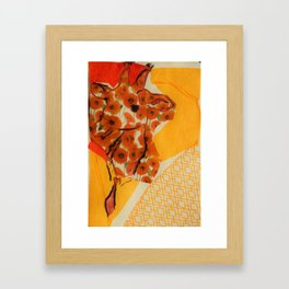 Third party I Framed Art Print