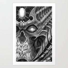 Biosoul Art Print