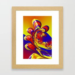 Sting In The Tail 2 Framed Art Print