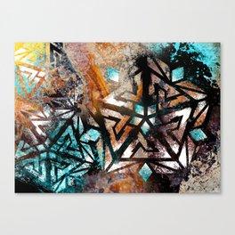 Peak Ascension Canvas Print