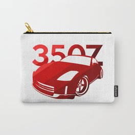 Nissan 350Z - classic red - Carry-All Pouch