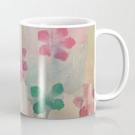 watercolour flowers Coffee Mug