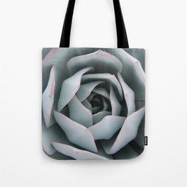 Serene Succulent Tote Bag