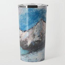 Moonrise Mountains Travel Mug