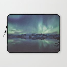 Jokulsarlon Lagoon - Landscape and Nature Photography Laptop Sleeve