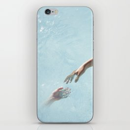my soul will find yours iPhone Skin