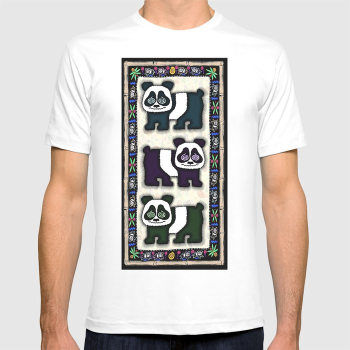 PSYCHO PANDA T-shirt