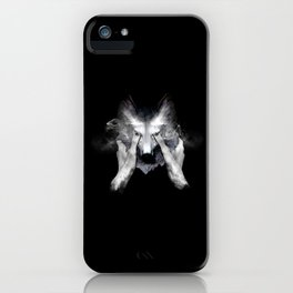 The Cry Wolf iPhone Case