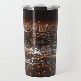 Los Angeles Panorama Travel Mug