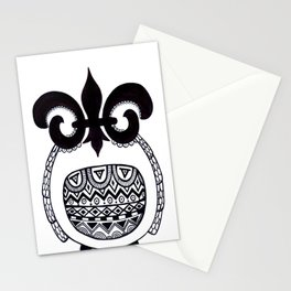 Owl3 Stationery Cards