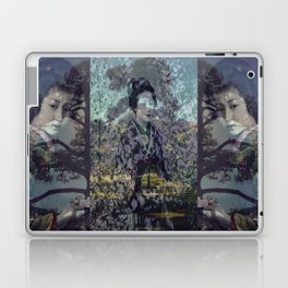 Once Upon A Time in Tokyo V Laptop & iPad Skin