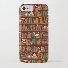 Bookshelf iPhone 7 Slim Case