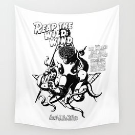Reap Wild Wind Wall Tapestry