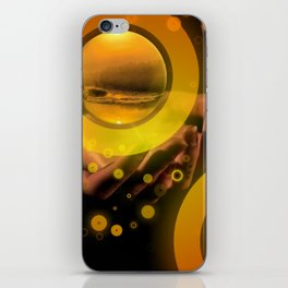 Hand Energy by GEN Z iPhone Skin