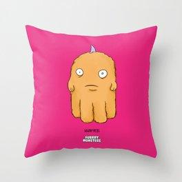 Whimpylegs Throw Pillow