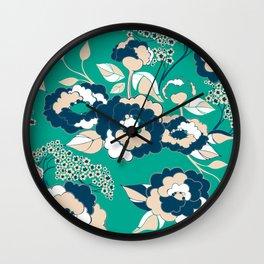 Rosetta in Nautical Wall Clock