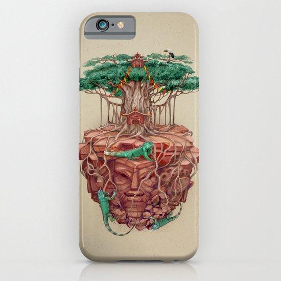 tree land iPhone & iPod Case