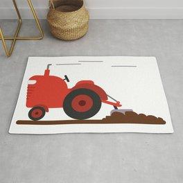 Jon's tractor Rug