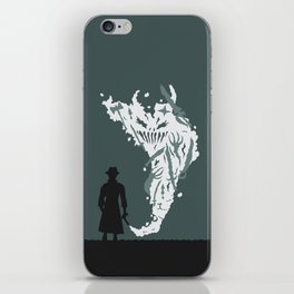 Shady Killer iPhone Skin