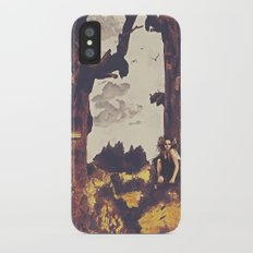 Dollhouse Forest Fantasy iPhone X Slim Case