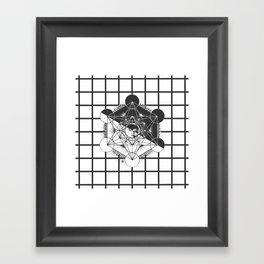 Gnostic Equinox Framed Art Print