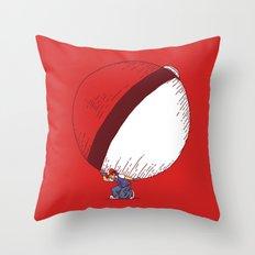 Gotta catch 'em all Throw Pillow