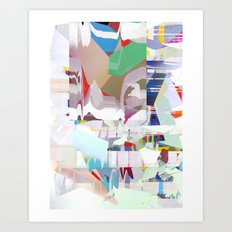 Untitled 20150525h Art Print