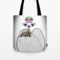 newborn ostrich Tote Bag