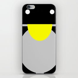 linux Tux penguin android  iPhone Skin