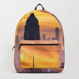 New York . Backpack