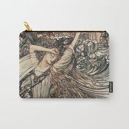 Arthur Rackham - Undine - Norse Mythology Carry-All Pouch
