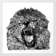 Leo.. Art Print