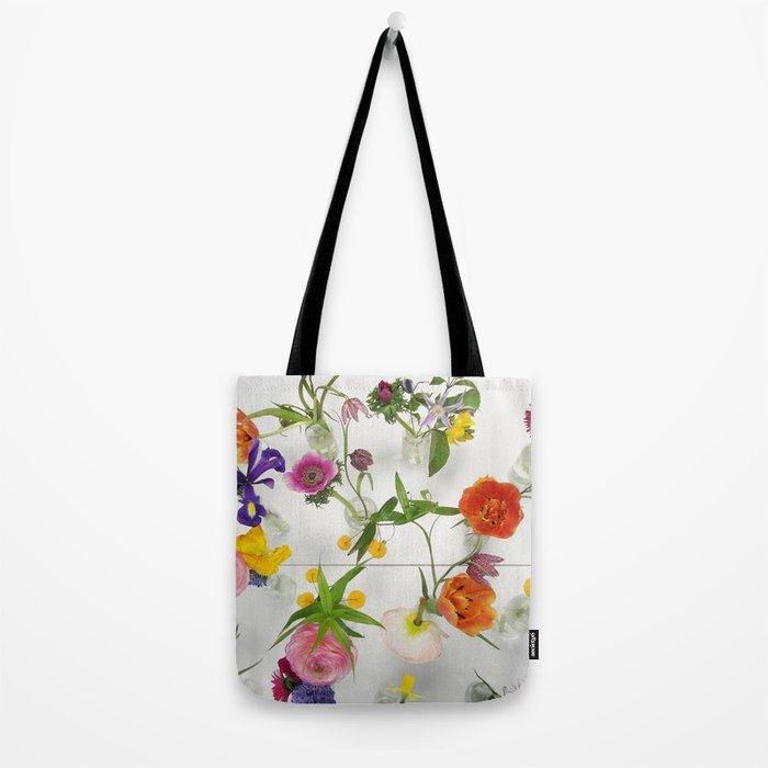 Spring Flowers - JUSTART Tote Bag