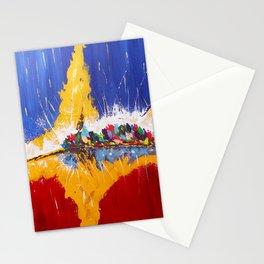 Mistral d'été Stationery Cards