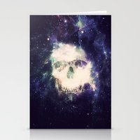 dead space Stationery Cards featuring Dead Space by Nicholas Redfunkovich