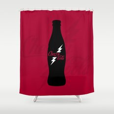 Cherry Cola Shower Curtain