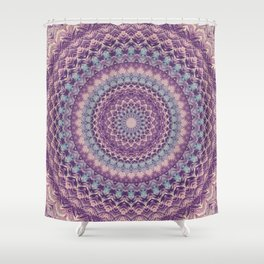 Mandala 436 Shower Curtain