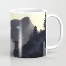 yo bro is it safe down there in the woods? yeah man it's cool Coffee Mug
