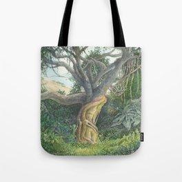My Back Garden Tote Bag