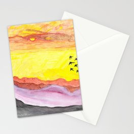 Nature's Canvas Stationery Cards