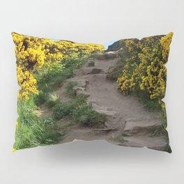Edinburgh Scotland Sunflower Path-United Kingdom Pillow Sham