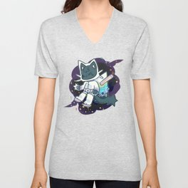 BTSK - SPACE CADET Unisex V-Neck
