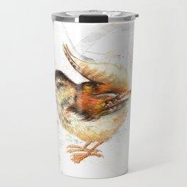 The small wren Travel Mug