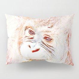 sketchy Orang 518 Pillow Sham