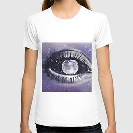moony eye T-shirt