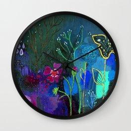 Emerging Wall Clock