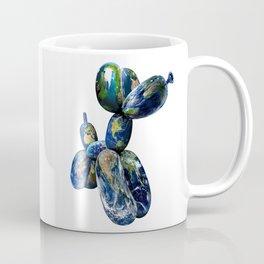 Earth Dog Coffee Mug